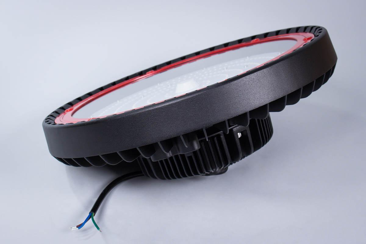 hbf200w 2 03 1 Lampy przemysłowe LED   nowoczesna seria HighBay Flat