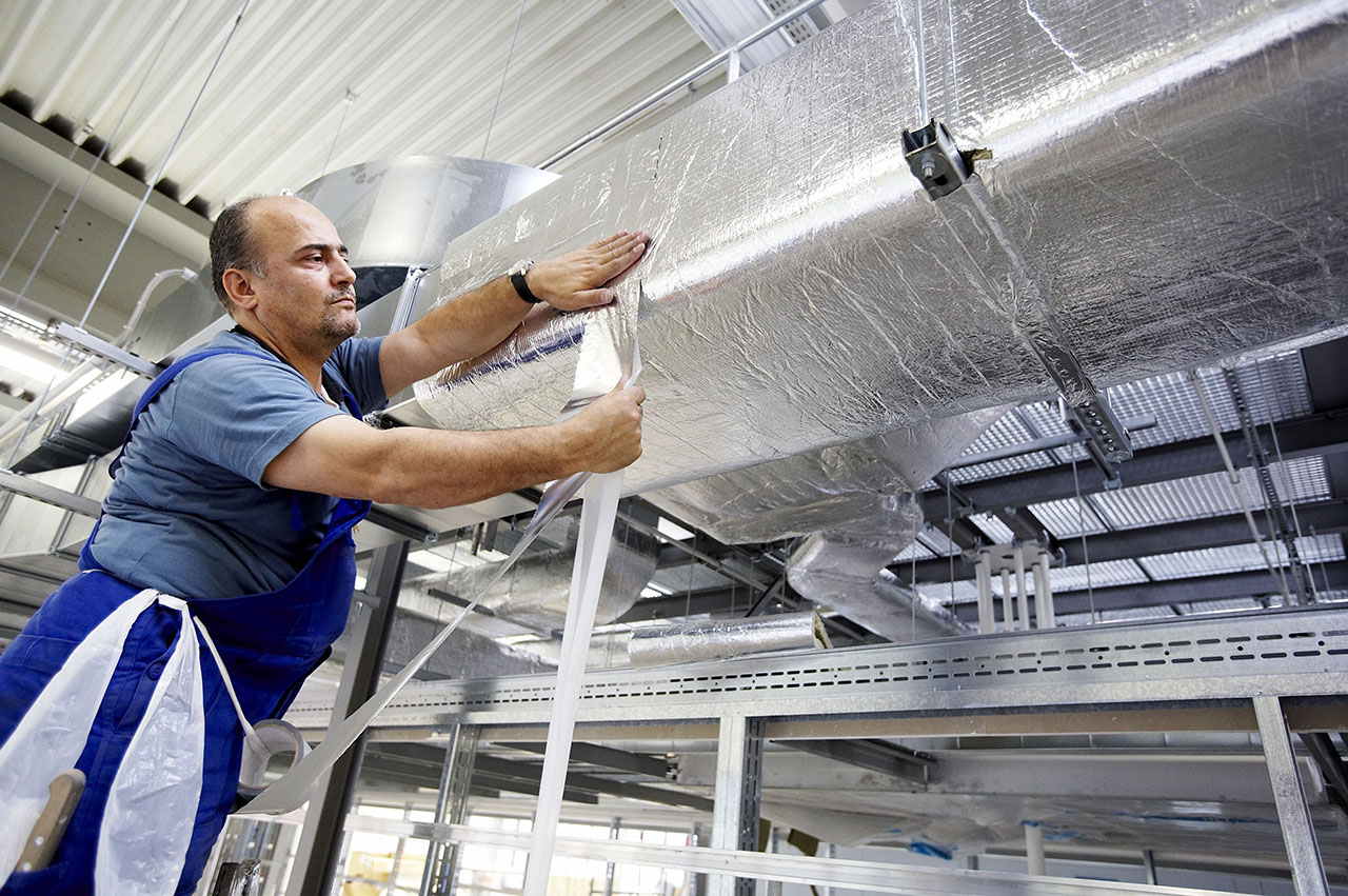 instalacje chlodnicze izolacja 01 Nie czekaj do lata   zadbaj o instalacje chłodnicze już teraz!